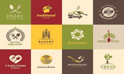 طراحی لوگوی غذایی