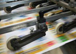 چاپ و تولید جعبه فست فود