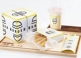 طراحی جعبه ساندویچ
